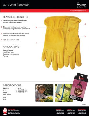 374e32fa9fc24 476 Wild Deerskin – Watson Gloves