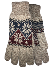 9386 Men's Sweater Glove