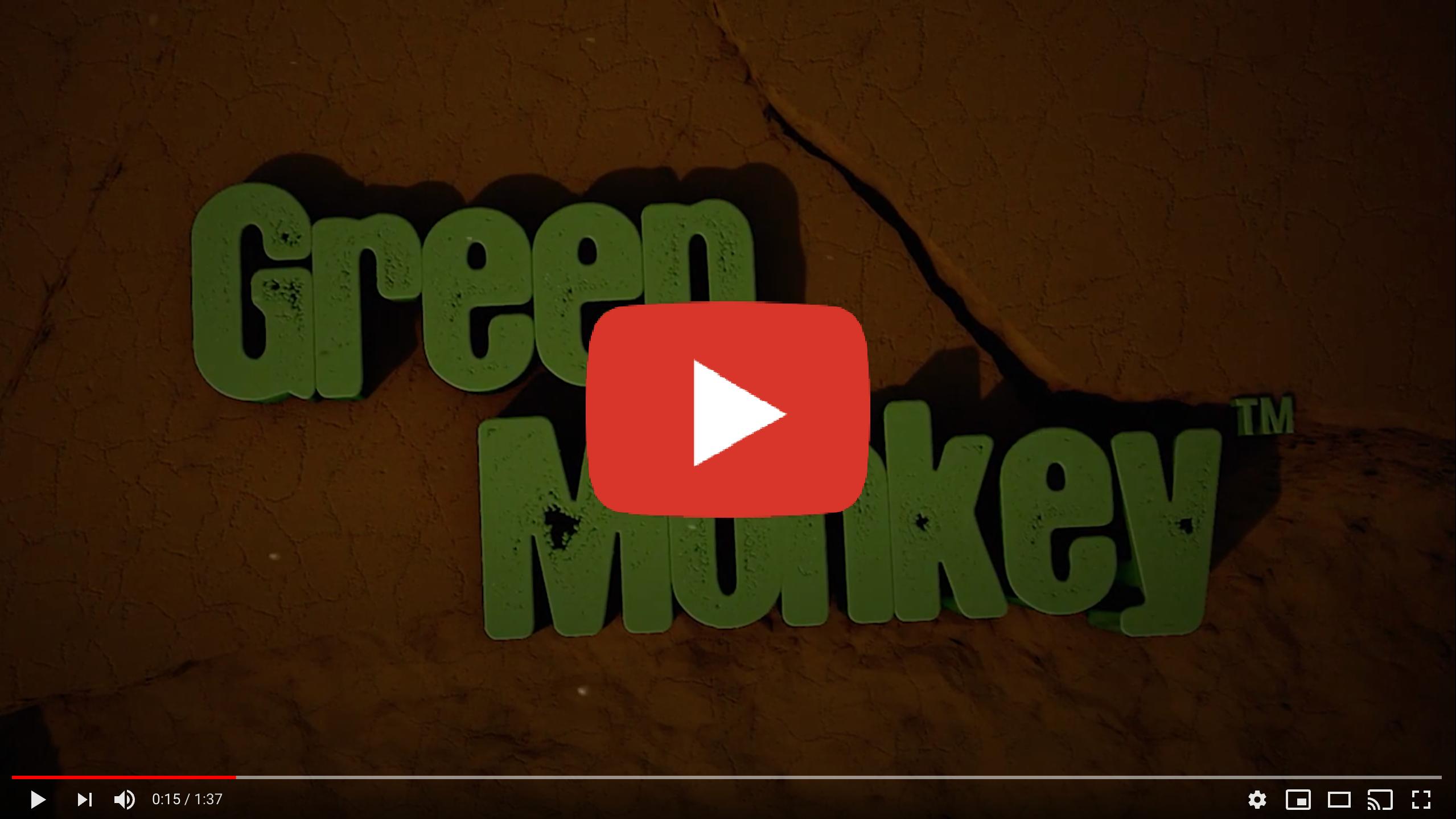 Green Monkey Video Thumbnail