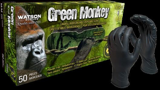 5558PF Green Monkey Glove & Box
