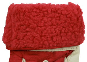 Red Baron Heavy Sherpa Lining