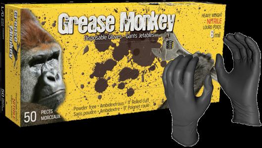 5555PF Grease Monkey Box & Glove