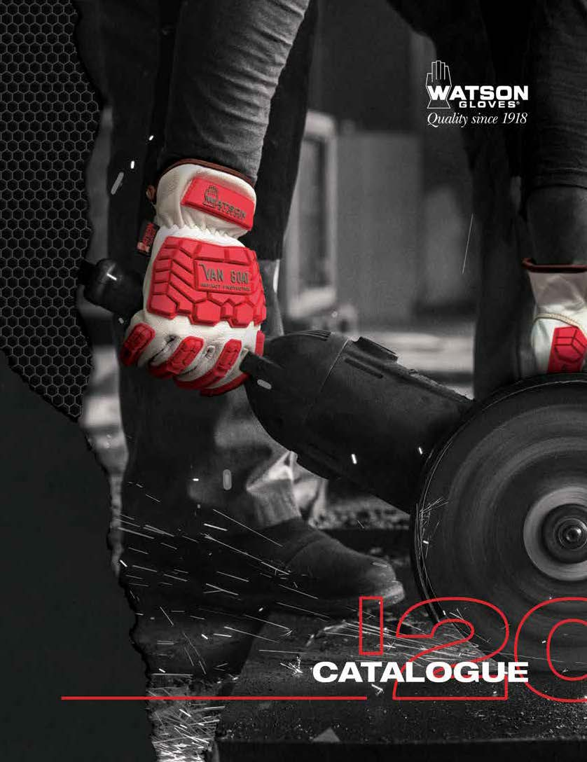 Watson Gloves Historic Catalogue Cover