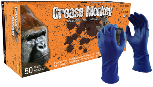 5553PF Grease Monkey Box & Glove