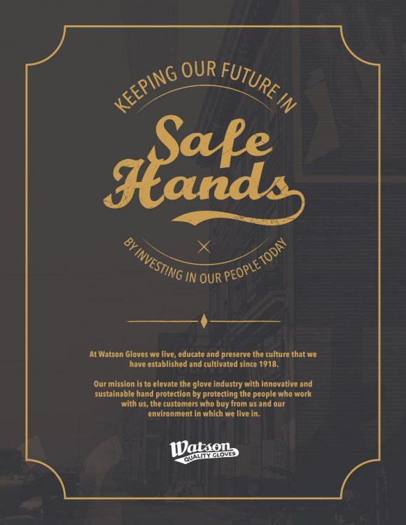 Watson Gloves Mission Statement